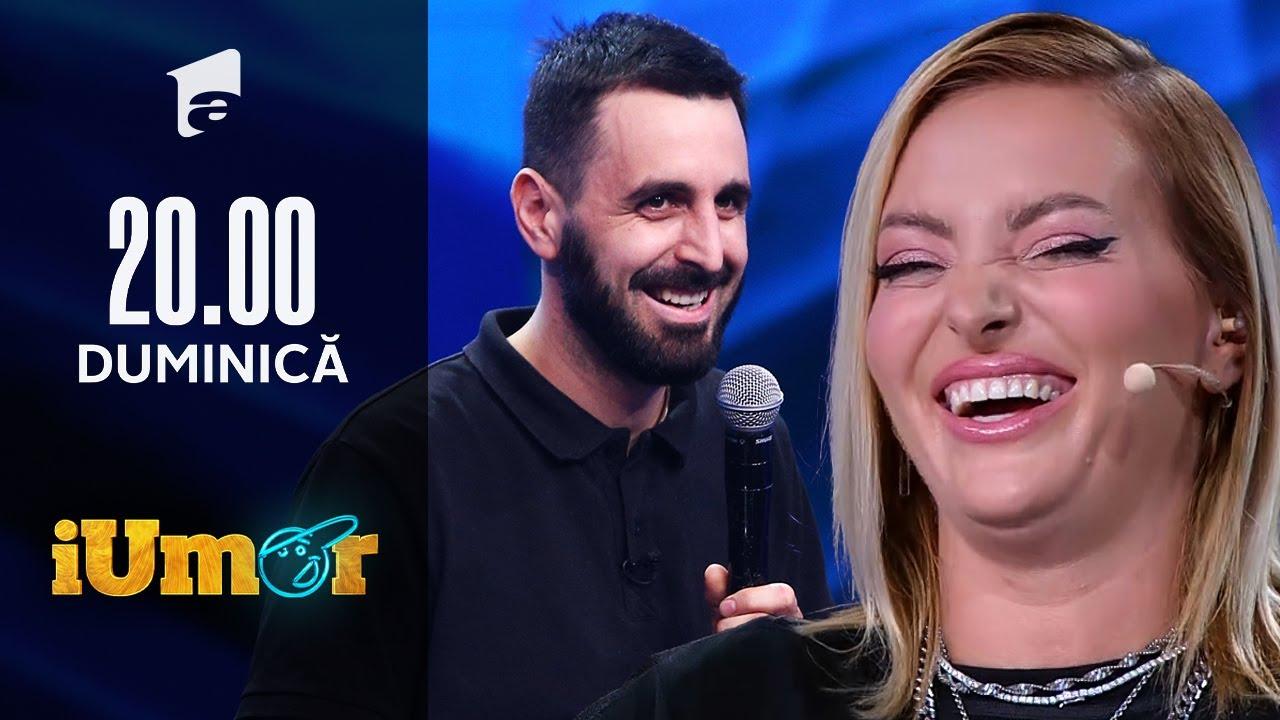 Petre Dănuț Irinel a revenit la iUmor cu un set de glume demne de finală