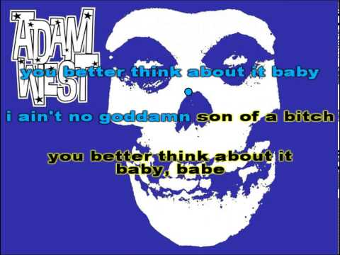 Karaoke Punk - Adam West - Where Eagles Dare