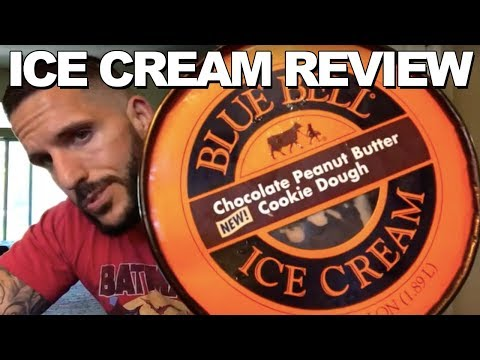 Ice Cream Review: Blue Bell's Chocolate Peanut Butter Cookie Dough