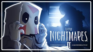Tiny Delirious plays Little Nightmares 2 DEMO!