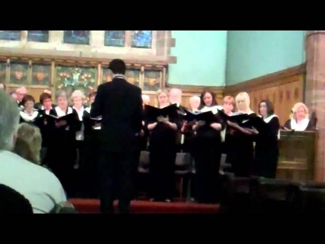Cantique de Jean Racine- Crosby Capriols
