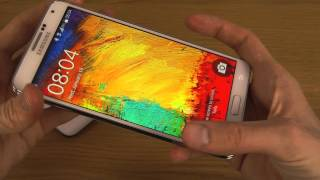 Samsung Galaxy Note 3 Official Android 4.4.2 KitKat - Preview