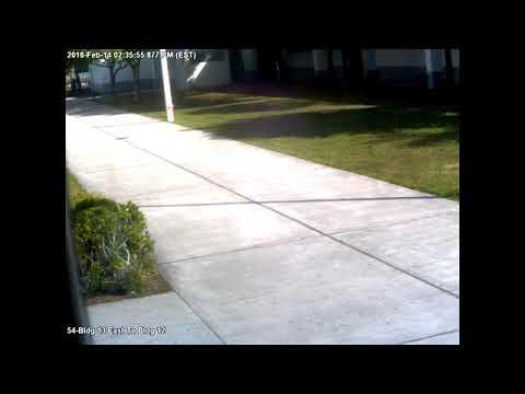 Parkland school shooting Surveillance Video Released !!!