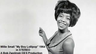 Millie Small  - My Boy Lollipop - 1964 [DES STEREO]