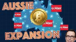 BITCOIN Adoption to accelerate with AUSTRALIAN POST. Steve Mnuchin Supports BTC & ETH? Tax Prep Help
