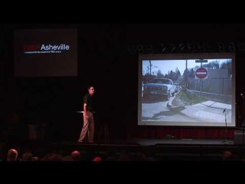 TEDxAsheville - Robert Zimmerman - 8/30/09