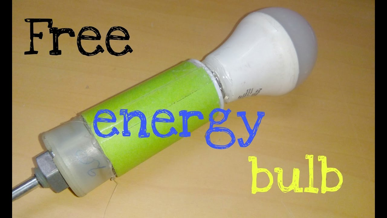 how to make solar energy bulb