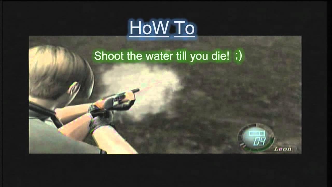 Resident Evil 4 HD - Poradnik
