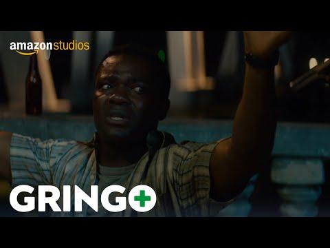 GRINGO - The Stunts   Amazon Studios