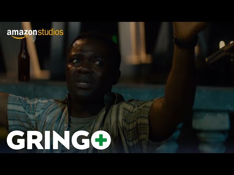 GRINGO - The Stunts | Amazon Studios