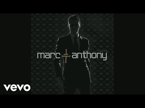 Marc Anthony - Abrázame Muy Fuerte (Cover Audio Video)