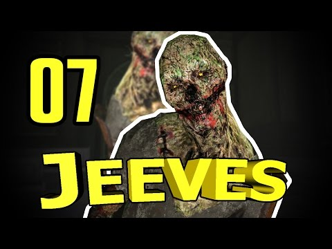 TOWN OF GHOULS! Quest for Jeeves Fallout 4 Ep.7