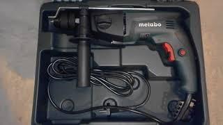 Обзор ударной дрели Metabo SBE 760