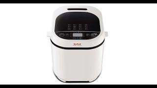 Tefal Pain Dore ekmek yapma makinesi tanıtımı ve ekmek yapımı. Abone olursanız sevinirim.