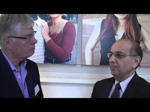 Amitav Banerji - working with the Commonwealth Secretary-General