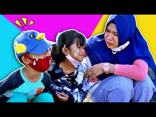 SAKIT PERUT Hiks!! Morning Routine Minggu Pagi Keluarga Sehat Hana Olahraga Sepedaan Pagi ft Cimory