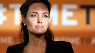 Анджелина Джоли удалила яичники и продолжает борьбу с раком