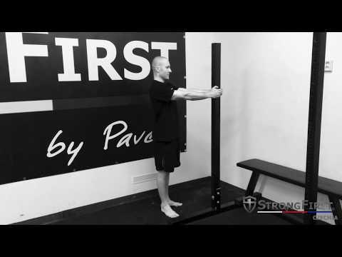 Bodyweight Hack Squat Tutorial   StrongFirst Czechia