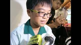 不畏逆境 魏明谷接見總統教育獎5名獲獎學生