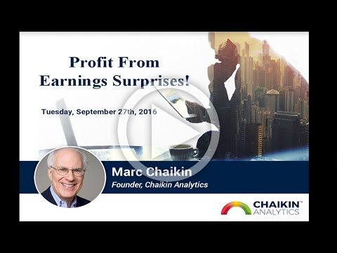 Profit From Earnings Surprises!