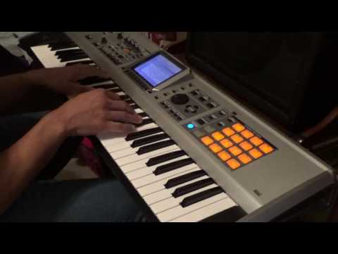 Touch Me Teach Me ft Case & Foxy Brown Acapella Piano R&B Chords