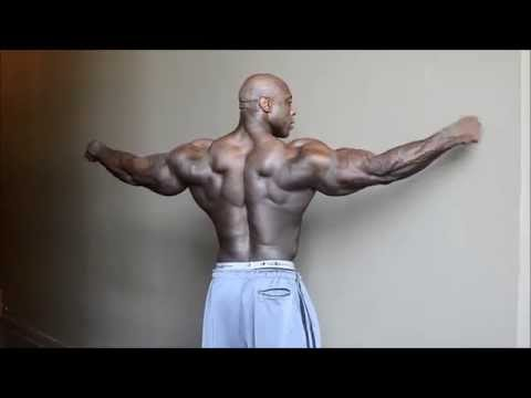 Kip Chong practices posing 11 days out from IFBB North Americans - Bodybuilding Motivation
