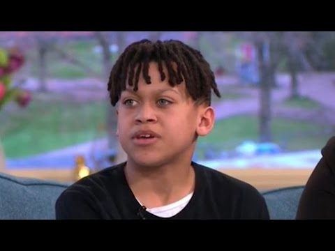 Young Boy Lands Dream Job After Opening Up About Being Bullied