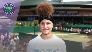 Introducing Marni Johnson  - Ladies' Singles Final Coin Toss Wimbledon 2019