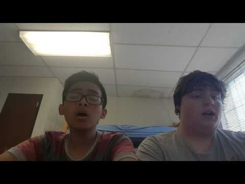 Hallelujah Cover By Dan Pasay and Austin Shay