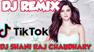 Aankhon Mein Aansoon Leke Dj Remix 💞 Tik Tok Famous Song 💕 Dj shani raj Chaudhary
