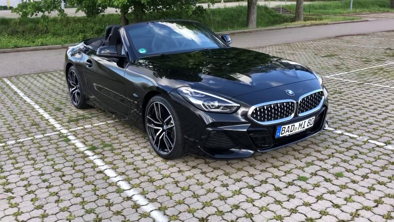 New Bmw Z4 G29 2019 Sdrive 30i M Sport Sapphire Black Schwarz