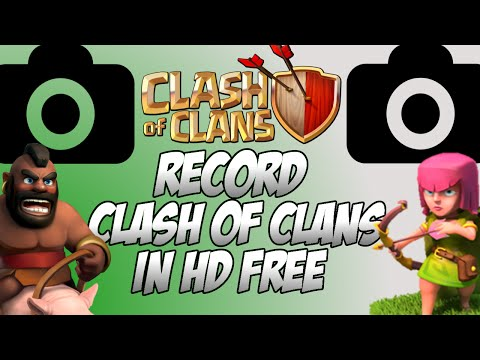 How To Record Clash of Clans In HD For FREE (January 2015) (No Jailbreak)