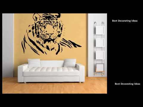 Art Wall - Wall Art Removable Stickers | Wall Art Decoration ...
