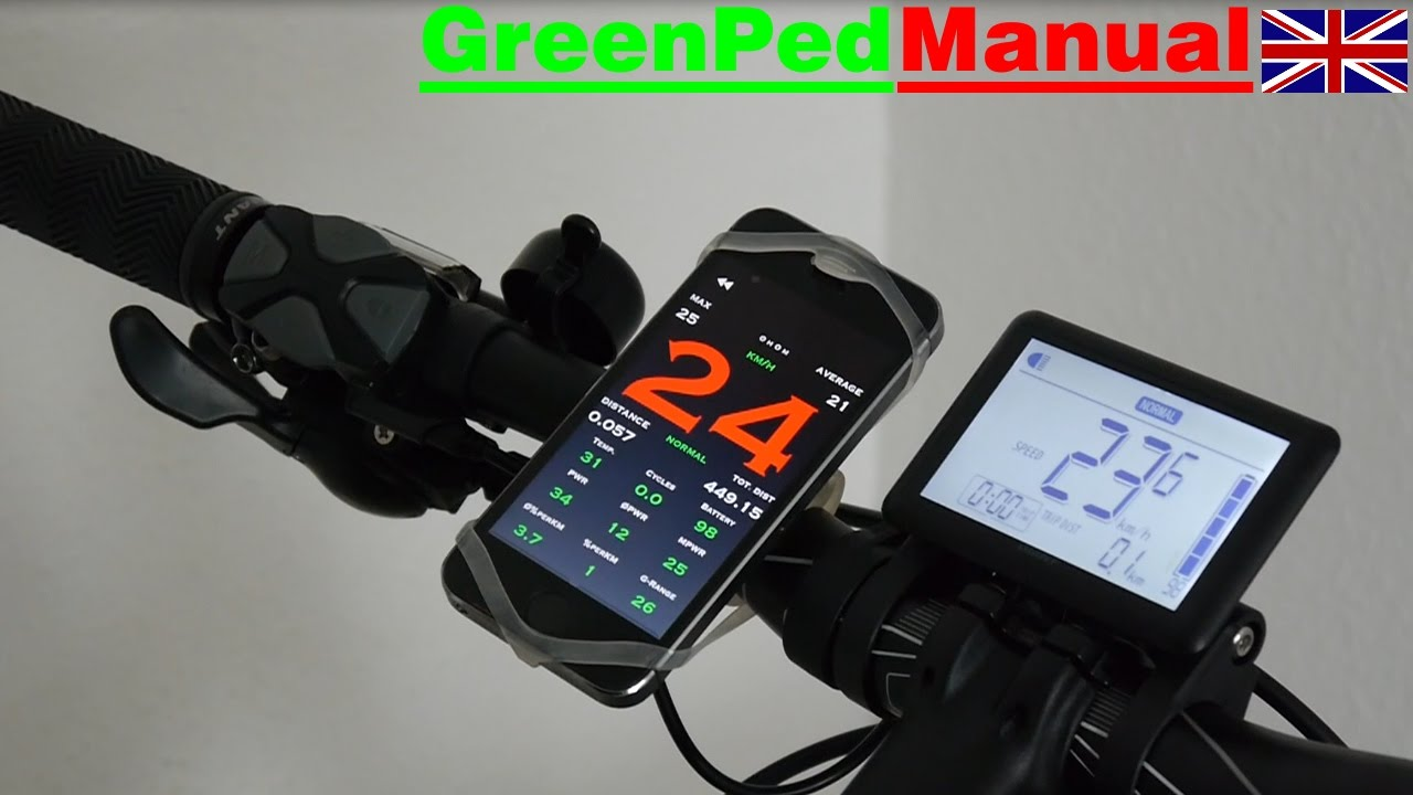 greenped tuning chip for giant e bikes iphone youtube. Black Bedroom Furniture Sets. Home Design Ideas