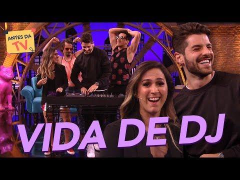 VIDA DE DJ: Tatá e cia. testam a paciência de Alok   Lady Night   Humor Multishow