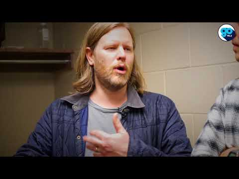Arcade Fire's Tim Kingsbury & William Butler interview with Miles The DJ