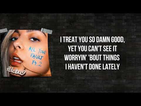 Bebe Rexha - Comfortable (feat. Kranium) Lyrics