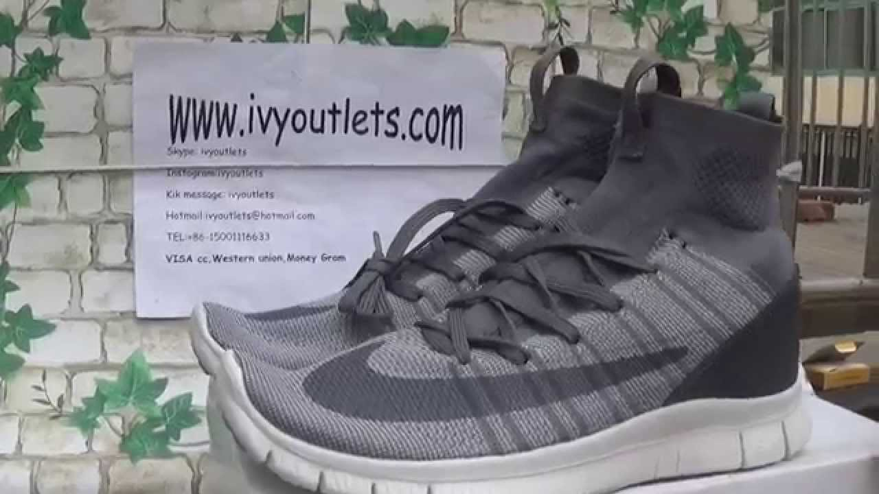 46efcc3f4009d replica superfly mercurial flyknit free 5.0 HTM - YouTube