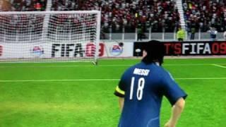 The FIFA 09 Hump