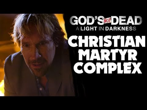 Christian Martyr Complex - God's Not Dead : A Light in Darkness | Renegade Cut