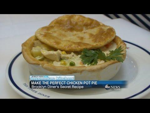 INSOMNIAC KITCHEN: Chicken Pot Pies