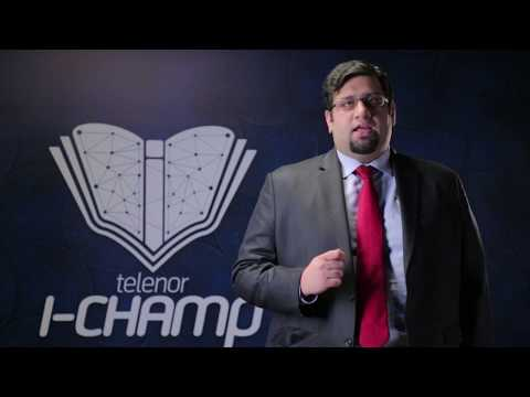 Telenor I-Champ | Ali Moeen Nawazish
