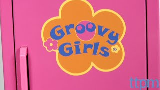 Groovy Girls Posh in Pink Locker from Manhattan Toy