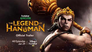 Hotstar Specials The Legend of Hanuman | Official Trailer 2 | Now Streaming