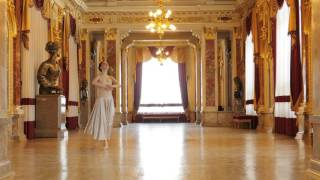 Ballet. Olga Fabiyanska in Camille Claudel. Video production by  S&S
