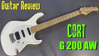 CORT G250 AW - Review Guitar 250$