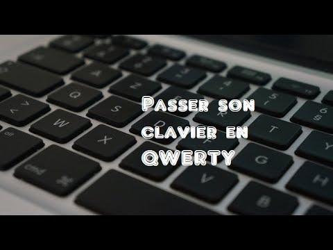 tuto passer son clavier en qwerty ou azerty facilement windows 10 youtube. Black Bedroom Furniture Sets. Home Design Ideas