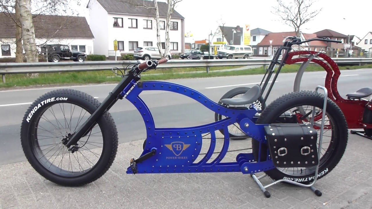 Awesome Electro Bike By Power Bikes See Also Playlist Youtube