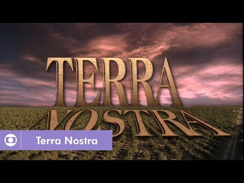 Terra Nostra (1999): confira a abertura da novela