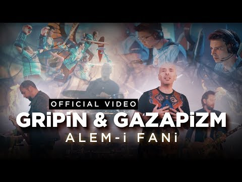 Gripin & Gazapizm - Alem-i Fani Official Video (
